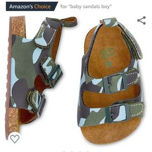Baby B'gosh boys sandals